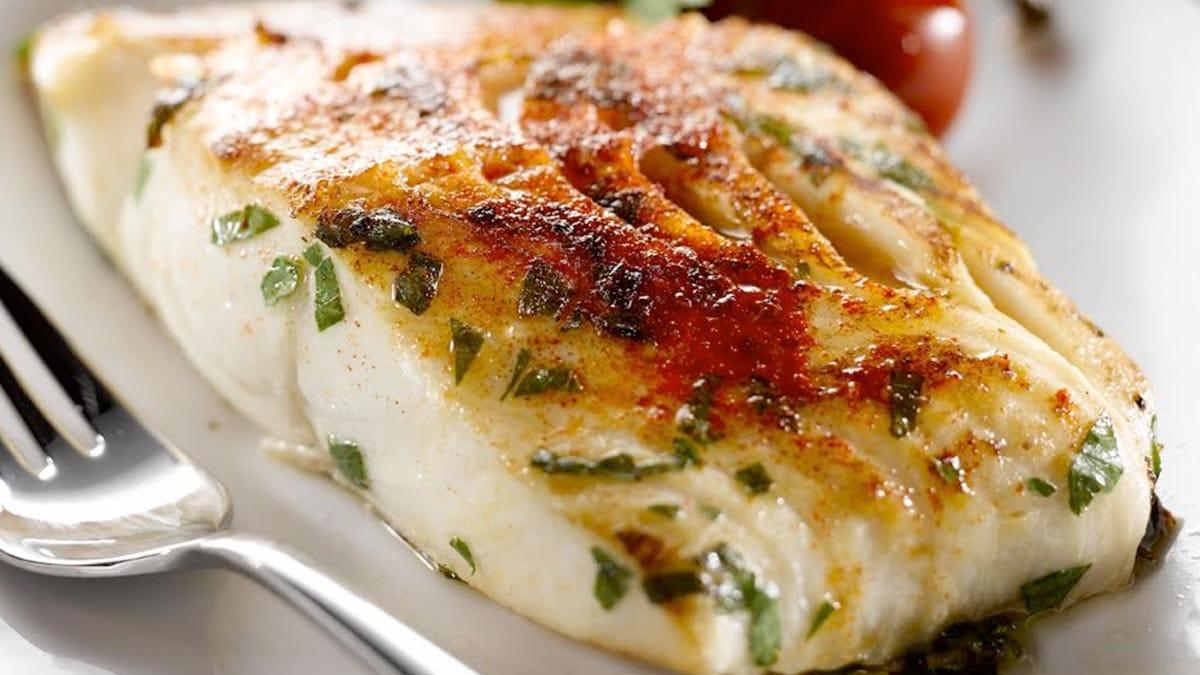 Smoky Pimenton and Sherry-Roasted Sablefish
