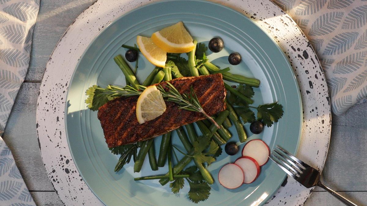 4-Spice Salmon