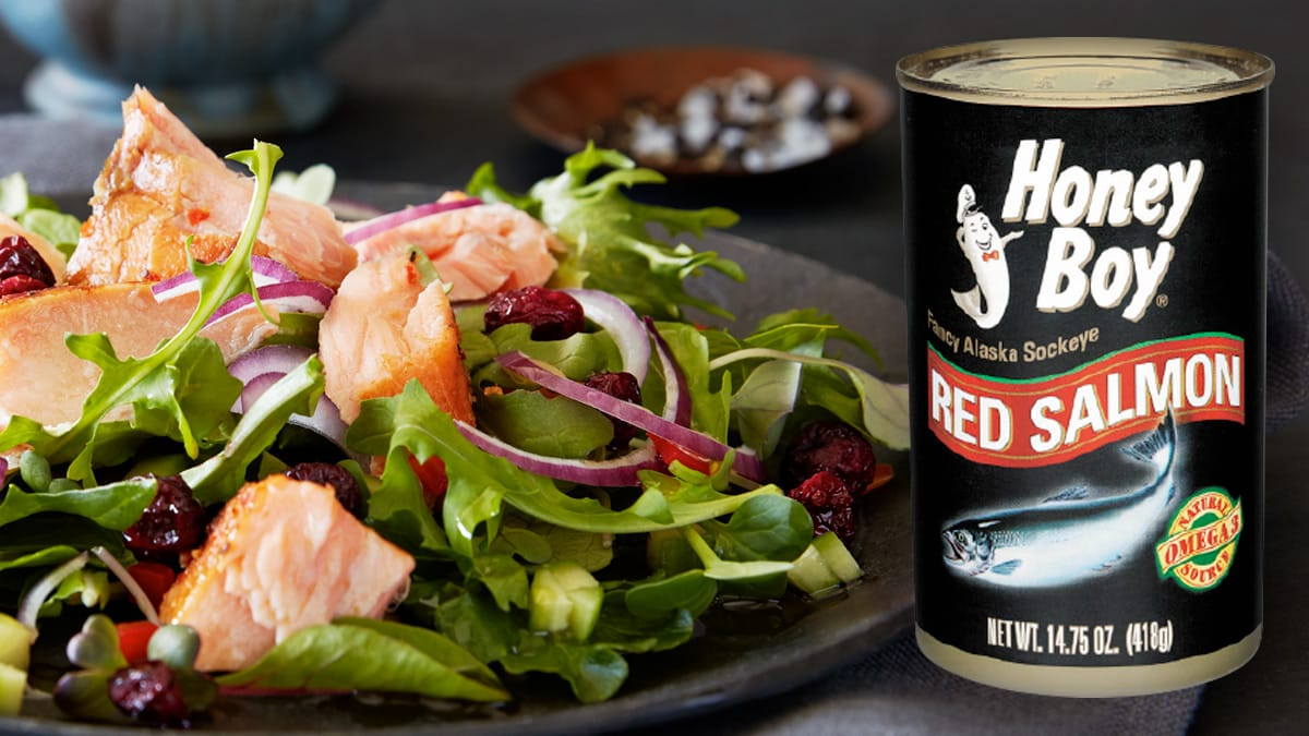 Canned Salmon - thumbnail
