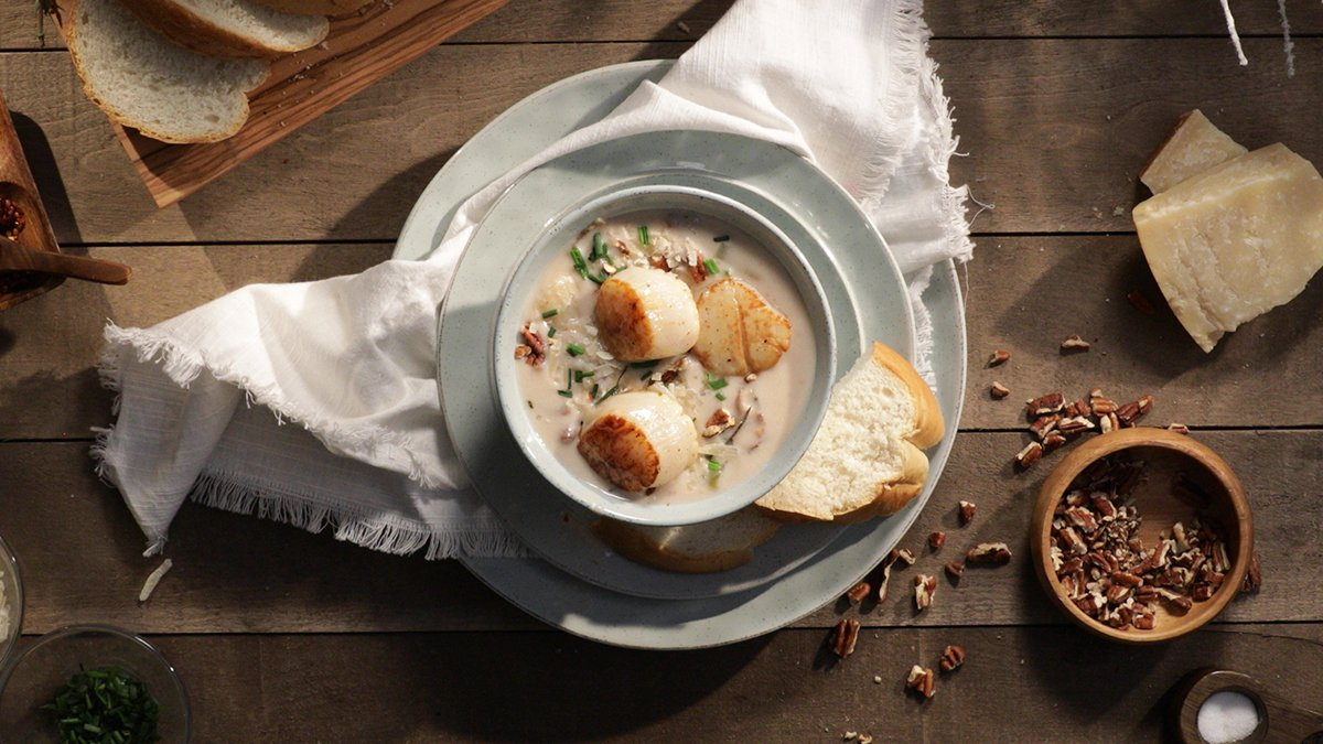 Sea Scallop Chowder