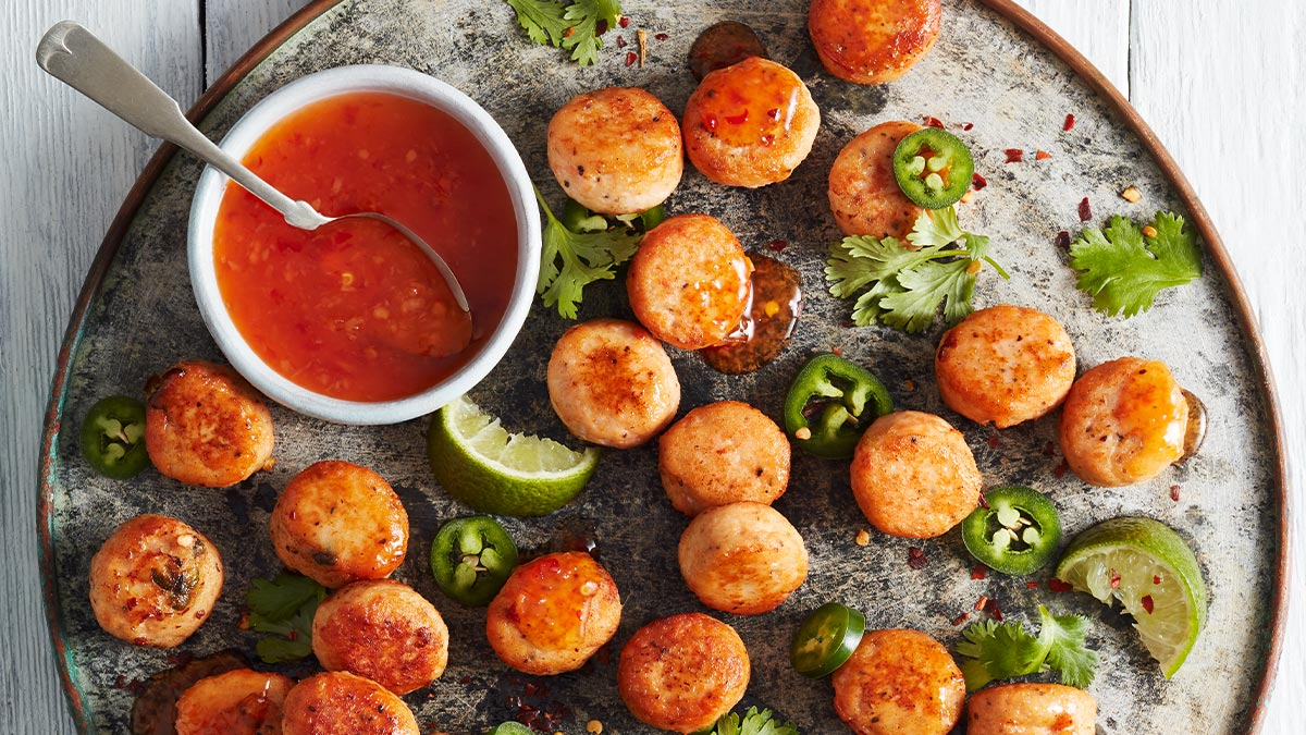 Atlantic Salmon Croquettes